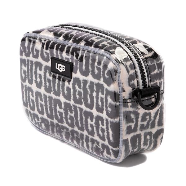 alternate view UGG® Janey II Crossbody Bag - Clear / BlackALT5