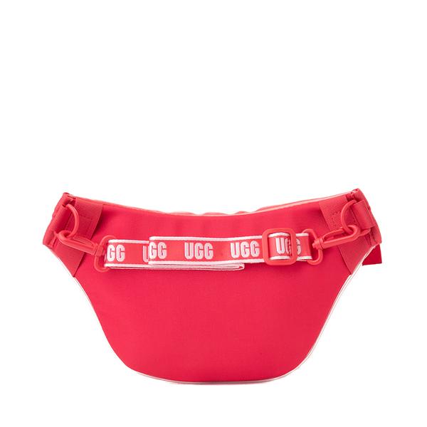 alternate view UGG® Nasha Belt Bag - Clear / PinkALT1