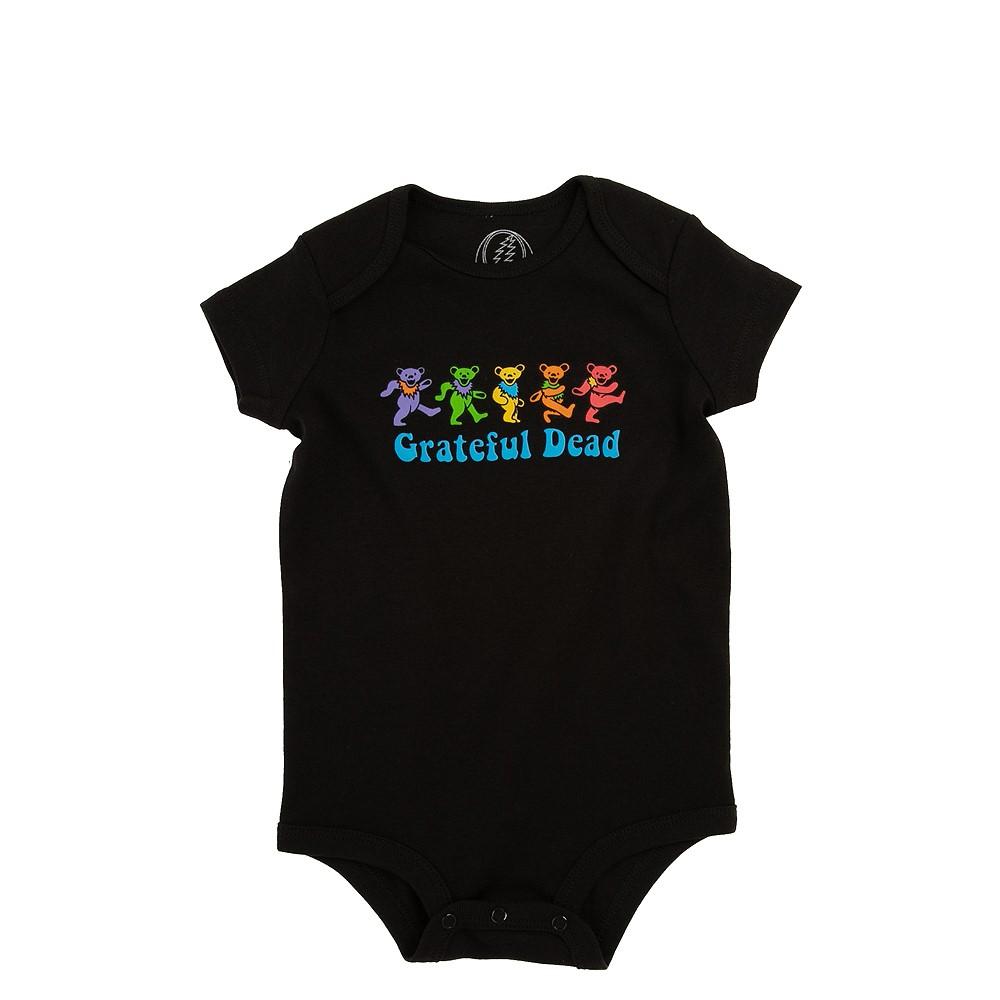 Grateful Dead Snap Tee - Baby - Black