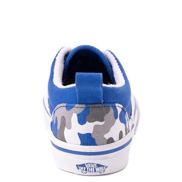 alternate view Vans Era Skate Shoe - Baby / Toddler - Nautical Blue CamoALT2B