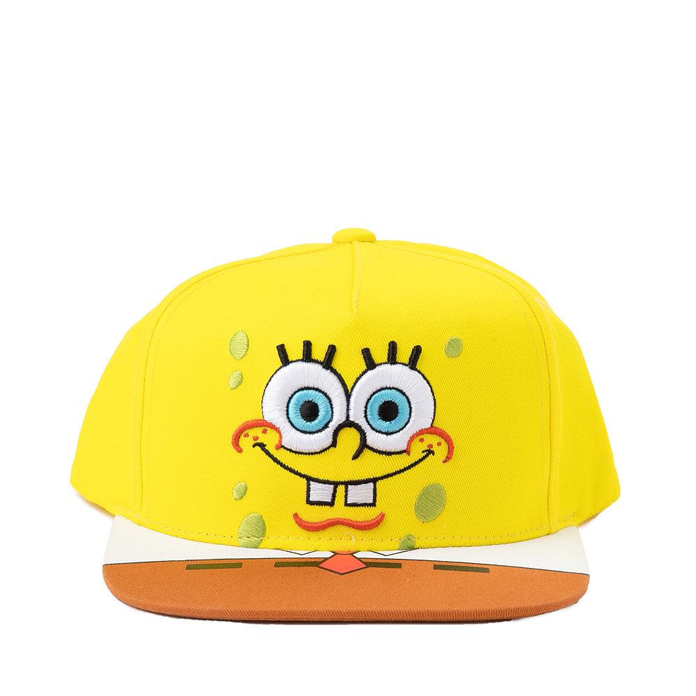 Spongebob Squarepants™ Snapback Cap - Little Kid - Yellow