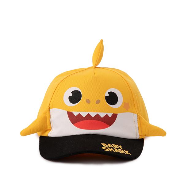 Baby Shark Cap - Yellow