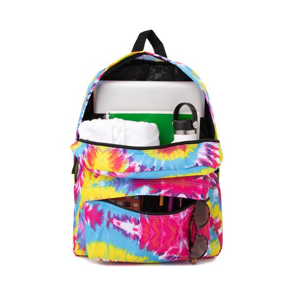 alternate view Vans Old Skool Backpack - Tie DyeALT1