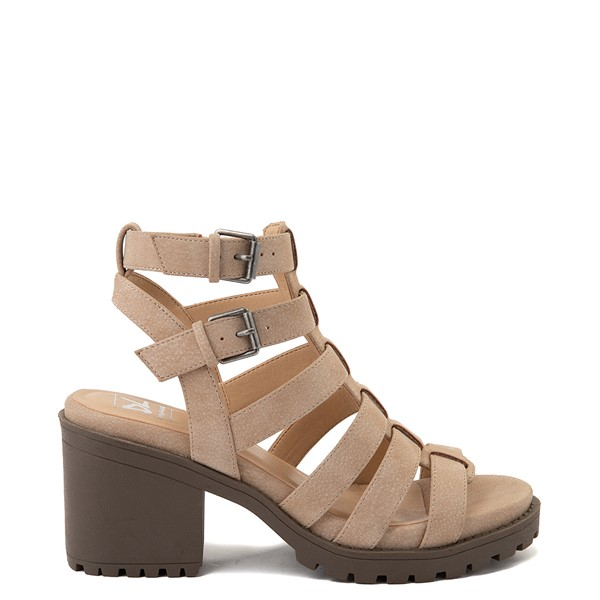 Main view of Womens Dirty Laundry Fun Stuff Sandal - Natural