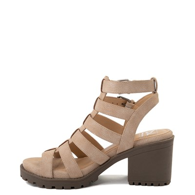 Alternate view of Womens Dirty Laundry Fun Stuff Sandal - Natural