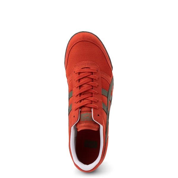 alternate view Mens Onitsuka Tiger Ultimate 81 Athletic Shoe - Rust Red / BronzeALT2