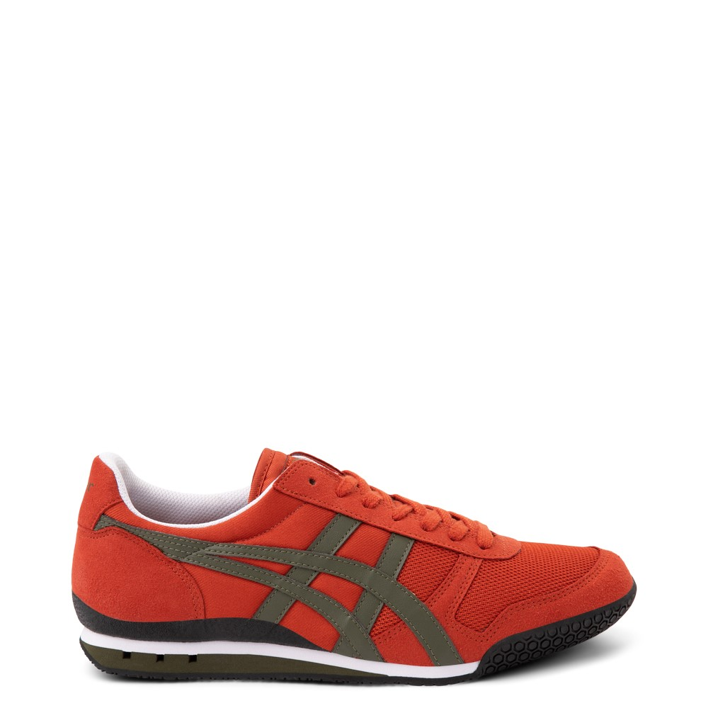 Mens Onitsuka Tiger Ultimate 81 Athletic Shoe - Rust Red / Bronze
