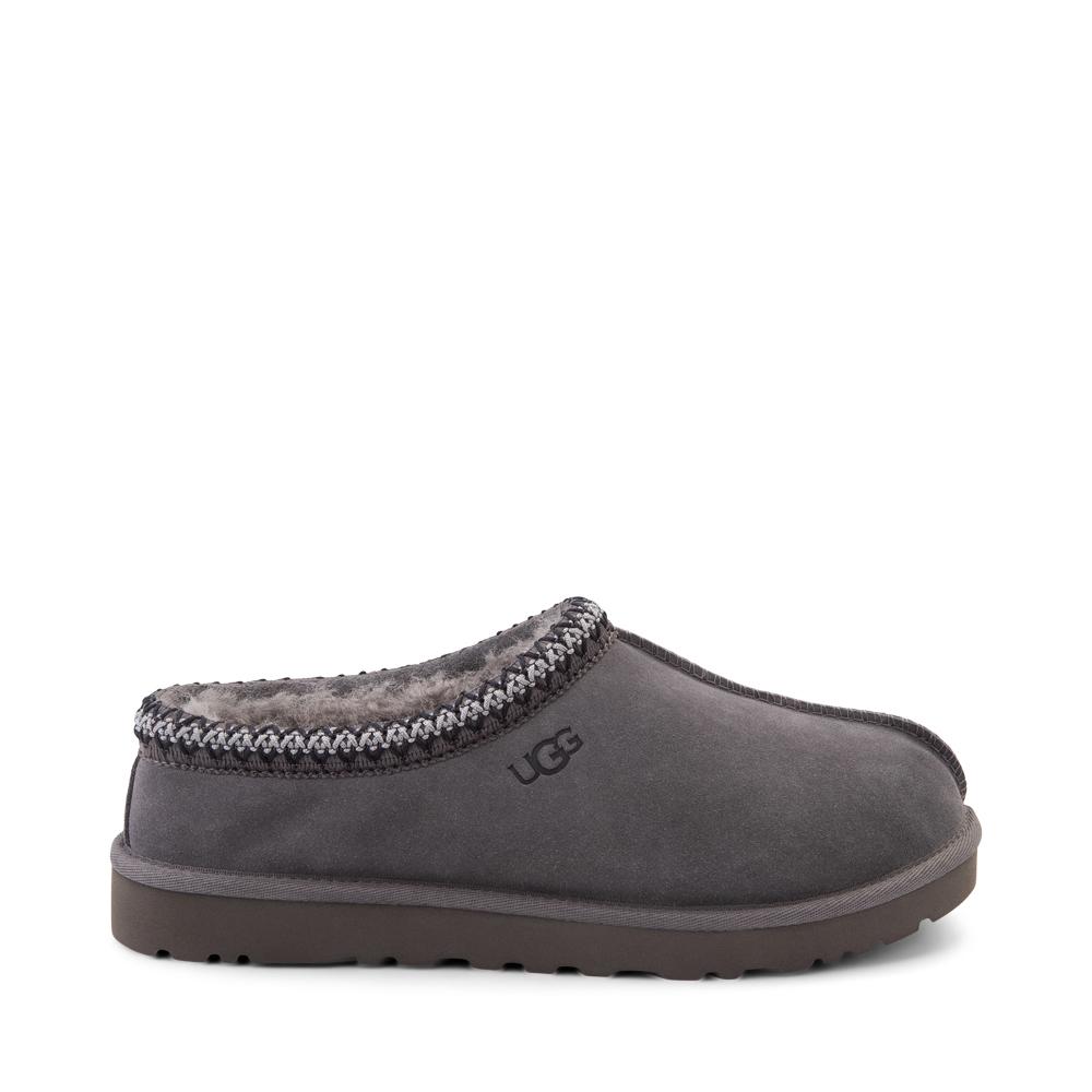 Mens UGG® Tasman Slipper - Dark Gray