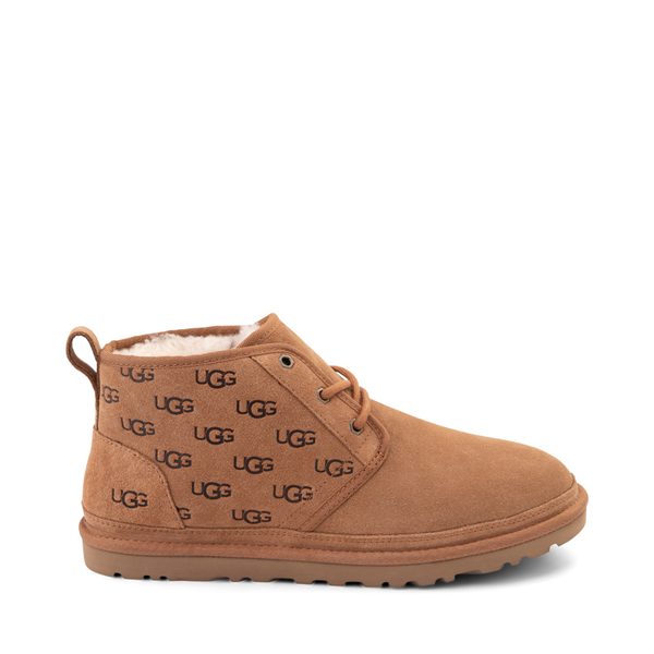 Main view of Mens UGG® Neumel Emboss Casual Shoe - Chestnut