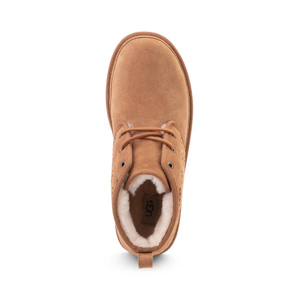 alternate view Mens UGG® Neumel Emboss Casual Shoe - ChestnutALT2