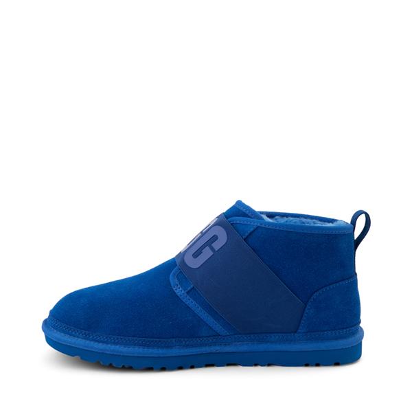 alternate view Mens UGG® Neumel II Graphic Casual Shoe - Classic BlueALT1
