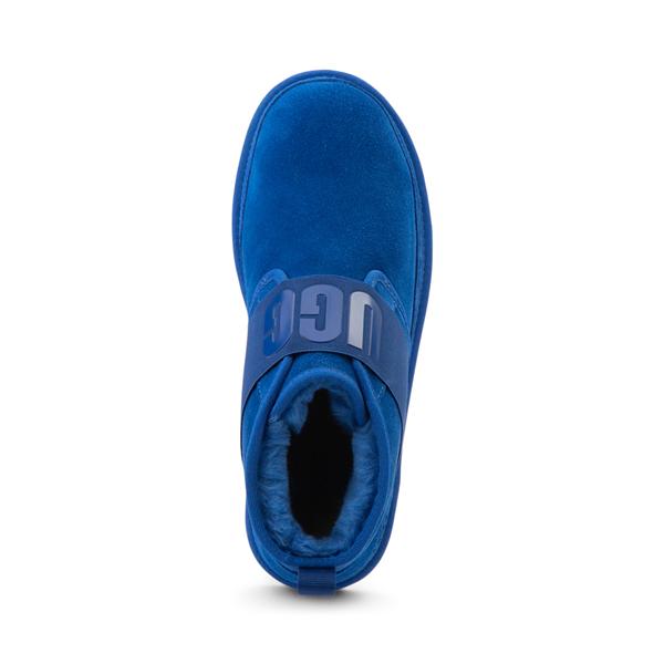 alternate view Mens UGG® Neumel II Graphic Casual Shoe - Classic BlueALT2