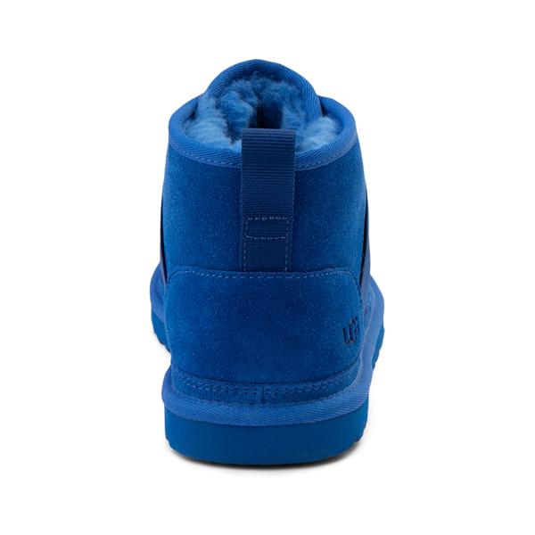 alternate view Mens UGG® Neumel II Graphic Casual Shoe - Classic BlueALT4