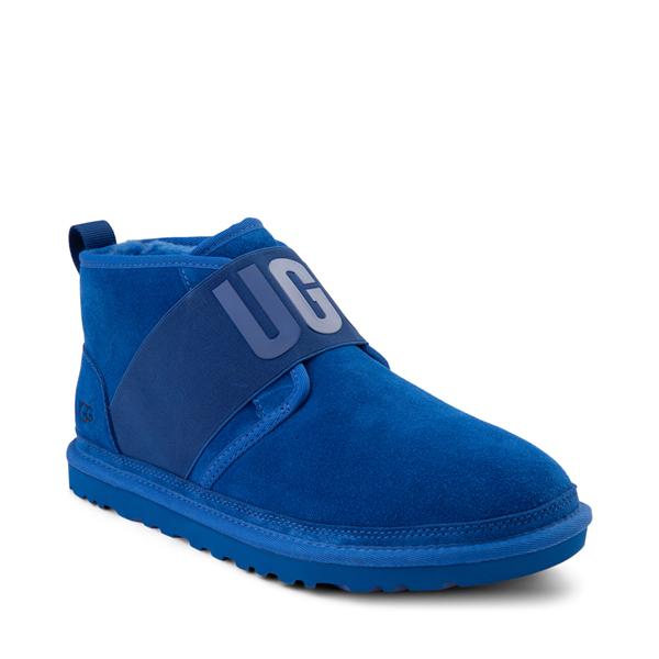 alternate view Mens UGG® Neumel II Graphic Casual Shoe - Classic BlueALT5