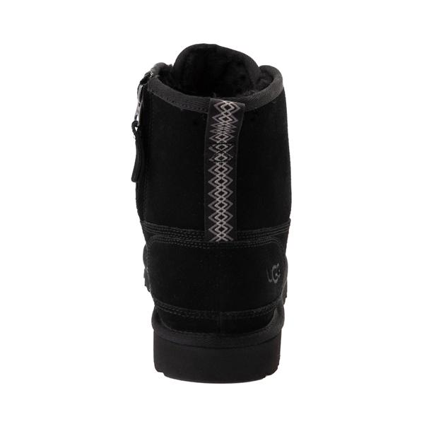 alternate view Mens UGG® Neumel Hi Boot - BlackALT4