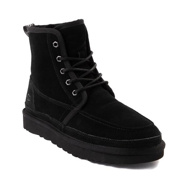 alternate view Mens UGG® Neumel Hi Boot - BlackALT5