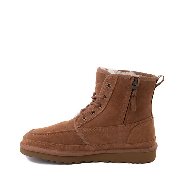 alternate view Mens UGG® Neumel Hi Boot - ChestnutALT1