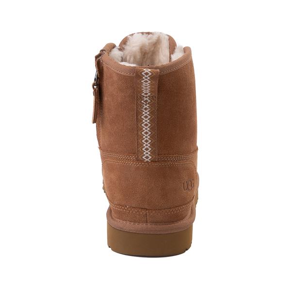 alternate view Mens UGG® Neumel Hi Boot - ChestnutALT4