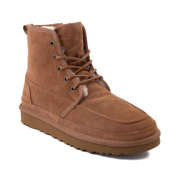 alternate view Mens UGG® Neumel Hi Boot - ChestnutALT5