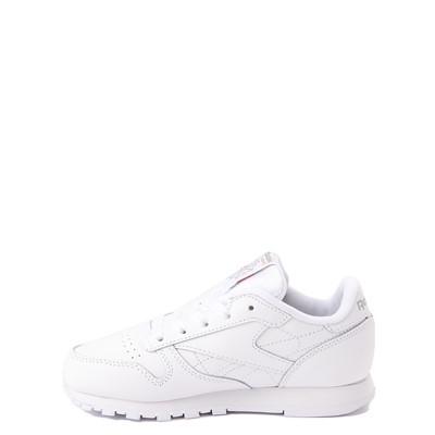 Alternate view of Reebok Classic Athletic Shoe - Little Kid - White / White