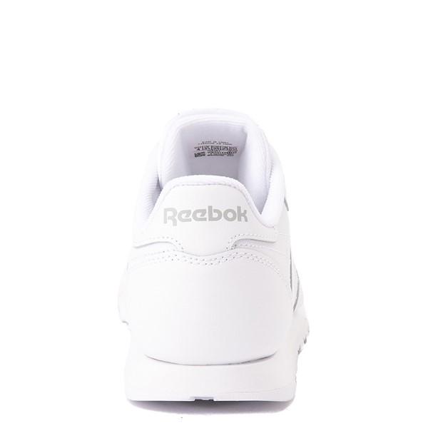 alternate view Reebok Classic Athletic Shoe - Big Kid - White / WhiteALT4