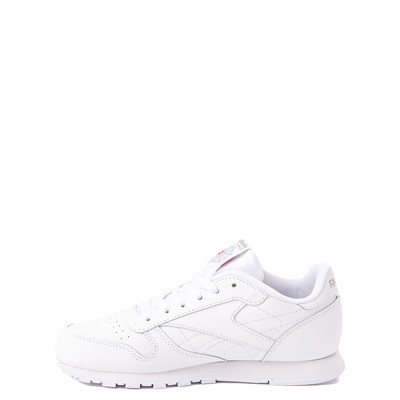 Alternate view of Reebok Classic Athletic Shoe - Big Kid - White / White