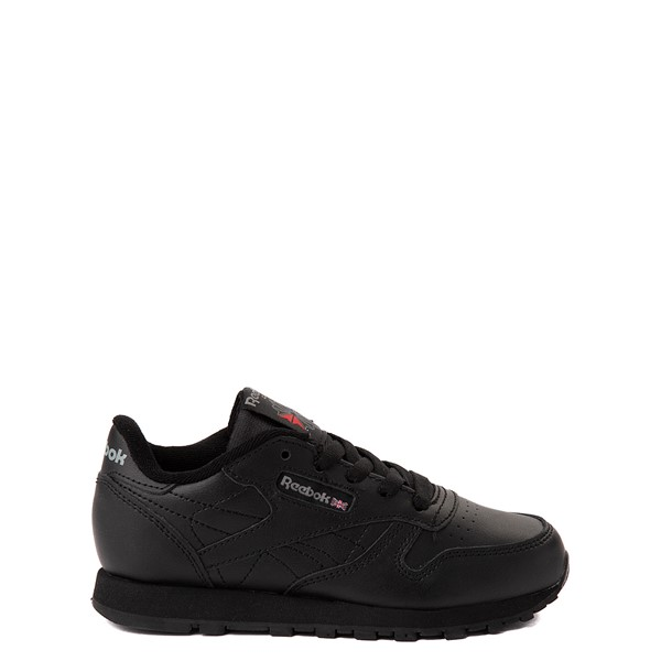 Reebok Classic Athletic Shoe - Little Kid - Black / Black