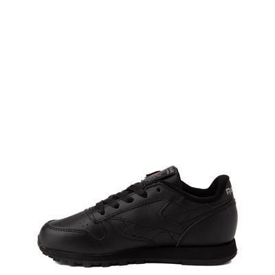 Alternate view of Reebok Classic Athletic Shoe - Little Kid - Black / Black