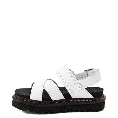Alternate view of Womens Dr. Martens Voss II Sandal - White