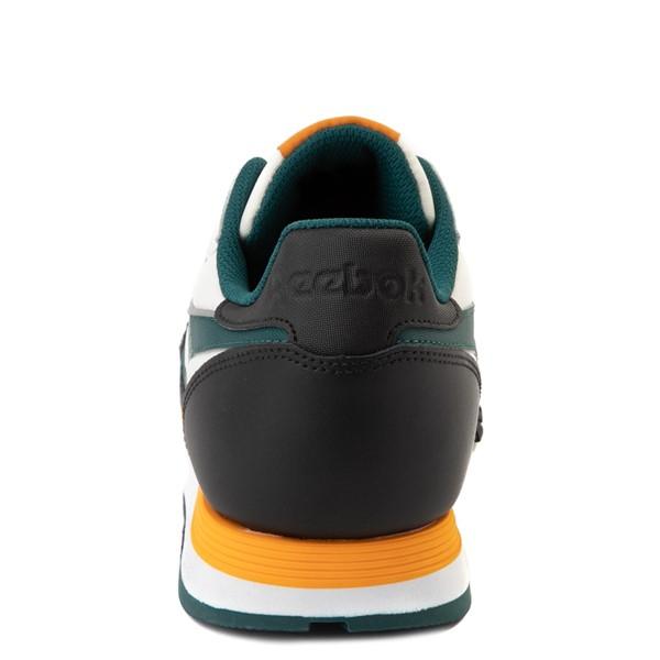 alternate view Mens Reebok Classic Leather Athletic Shoe - Tan / BlackALT4