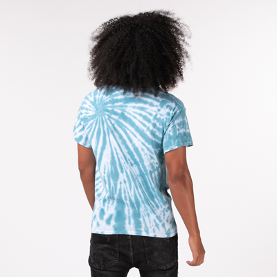 Alternate view of Mens Sublime Tee - Blue Tie Dye