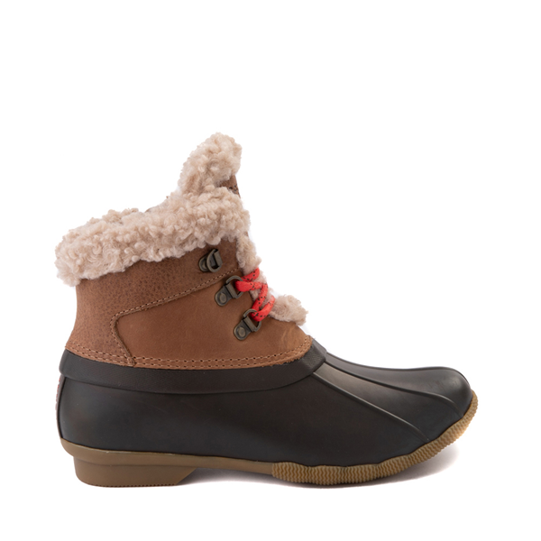 Main view of Womens Sperry Top-Sider Saltwater Alpine Boot - Tan