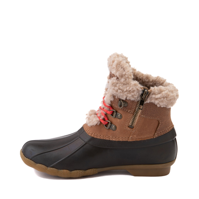 Alternate view of Womens Sperry Top-Sider Saltwater Alpine Boot - Tan