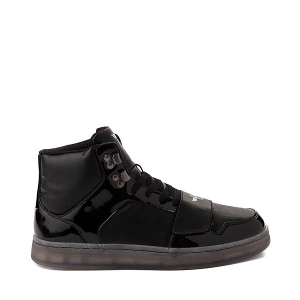 Main view of Mens Creative Recreation Cesario Hi XXI Sneaker - Black