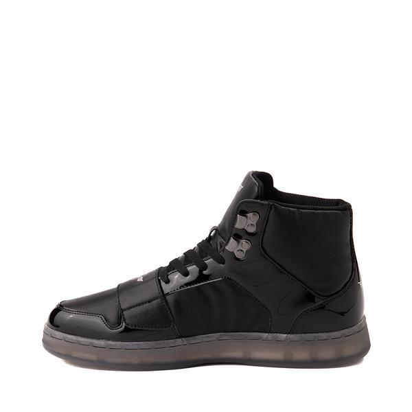 alternate view Mens Creative Recreation Cesario Hi XXI Sneaker - BlackALT1