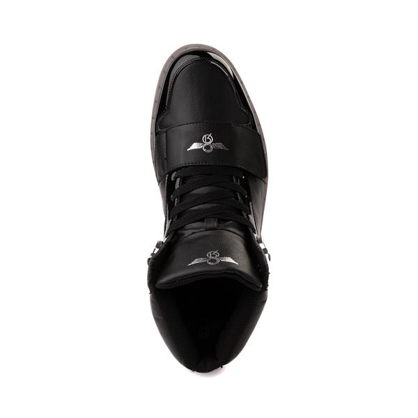 alternate view Mens Creative Recreation Cesario Hi XXI Sneaker - BlackALT2