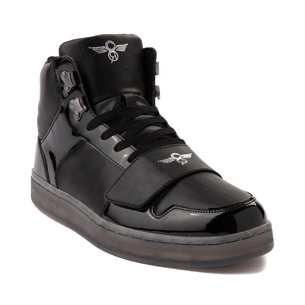 alternate view Mens Creative Recreation Cesario Hi XXI Sneaker - BlackALT5
