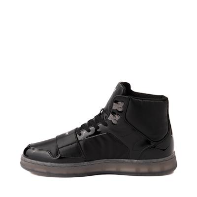 Alternate view of Mens Creative Recreation Cesario Hi XXI Sneaker - Black