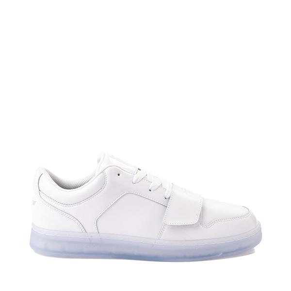 Main view of Mens Creative Recreation Cesario Lo XXI Sneaker - White