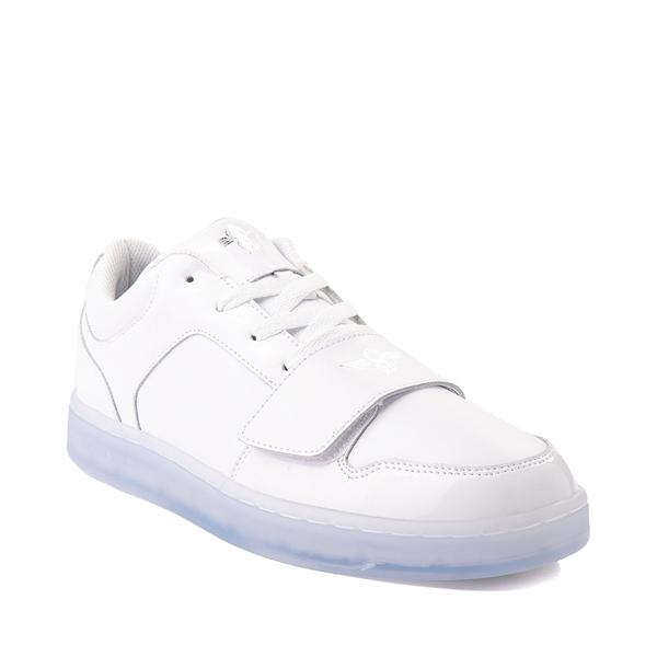 alternate view Mens Creative Recreation Cesario Lo XXI Sneaker - WhiteALT5