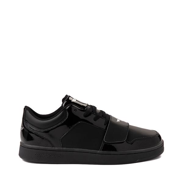 Main view of Mens Creative Recreation Cesario Lo XXI Sneaker - Black