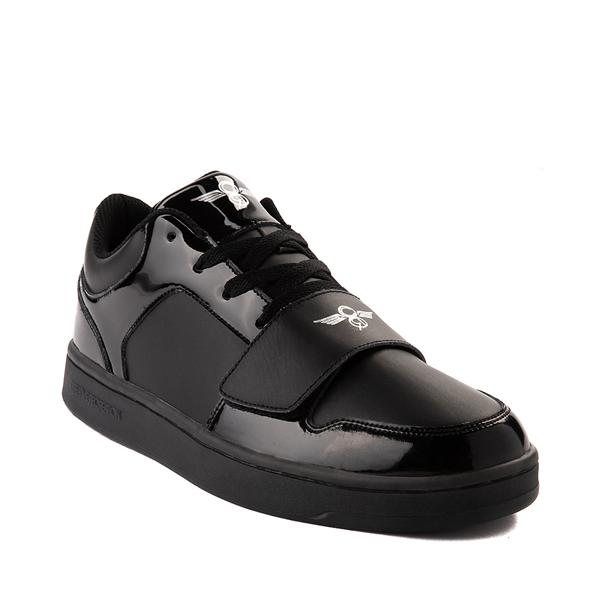 alternate view Mens Creative Recreation Cesario Lo XXI Sneaker - BlackALT5