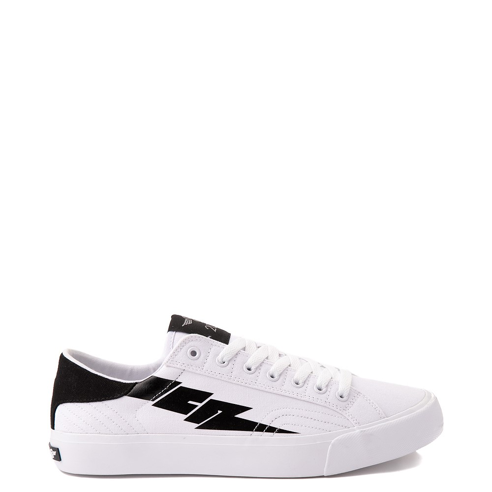 Mens Creative Recreation Zeus Lo Sneaker - White / Black