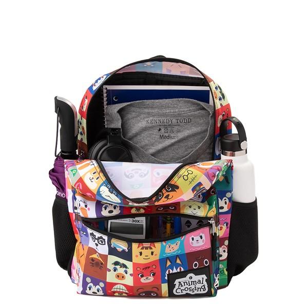 alternate view Aminal Crossing Backpack - MulticolorALT1