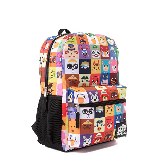 alternate view Aminal Crossing Backpack - MulticolorALT4B