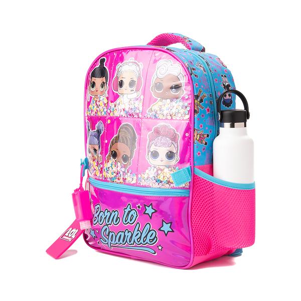 alternate view LOL Surprise!™ Born To Sparkle Backpack Set - PinkALT4