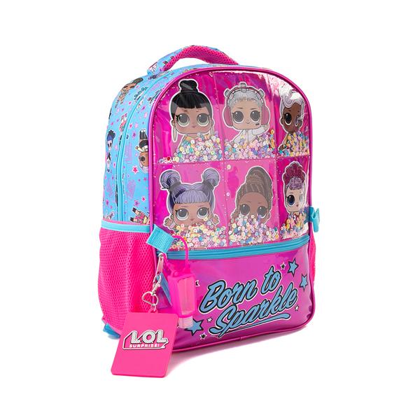 alternate view LOL Surprise!™ Born To Sparkle Backpack Set - PinkALT4B