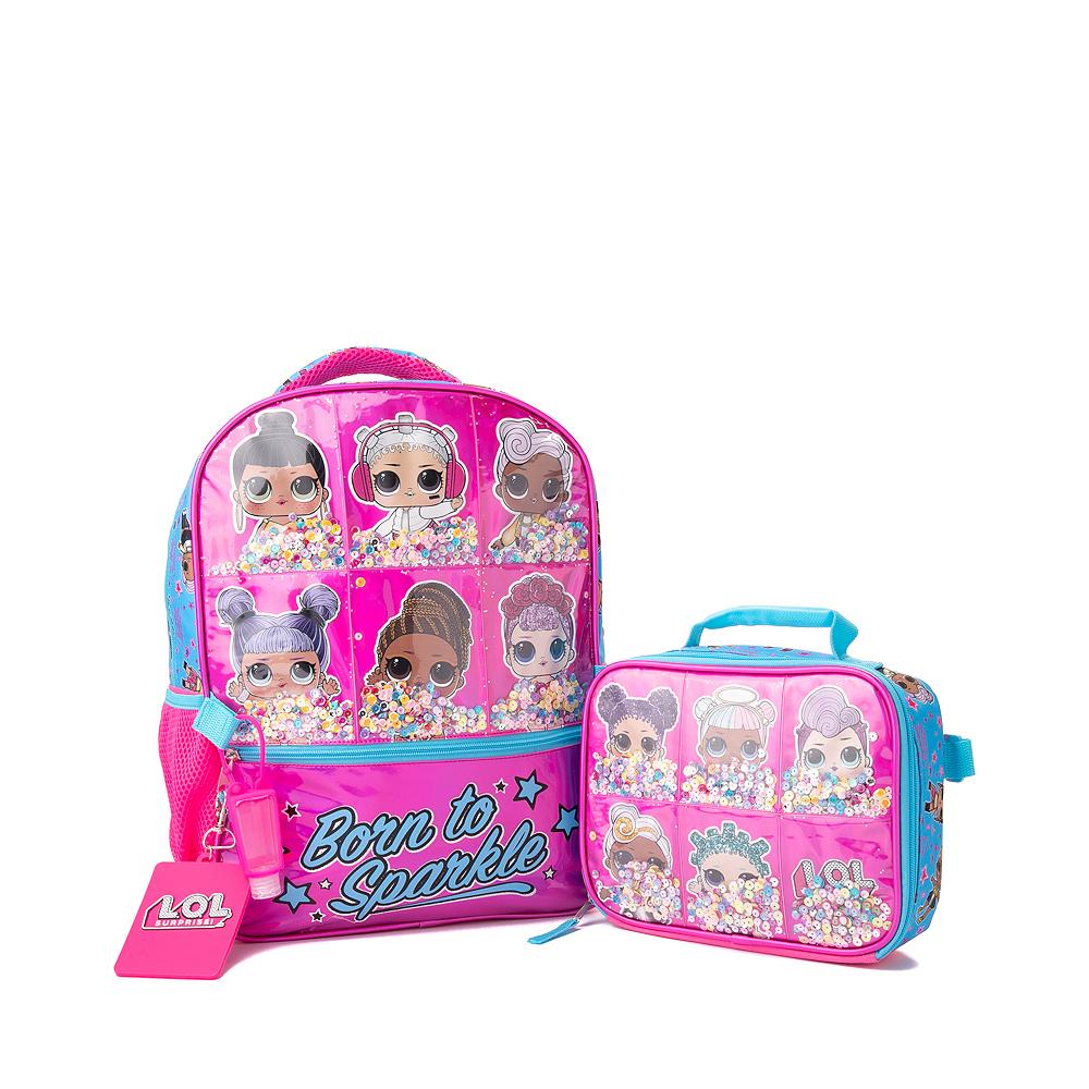 LOL Surprise!™ Born To Sparkle Backpack Set - Pink