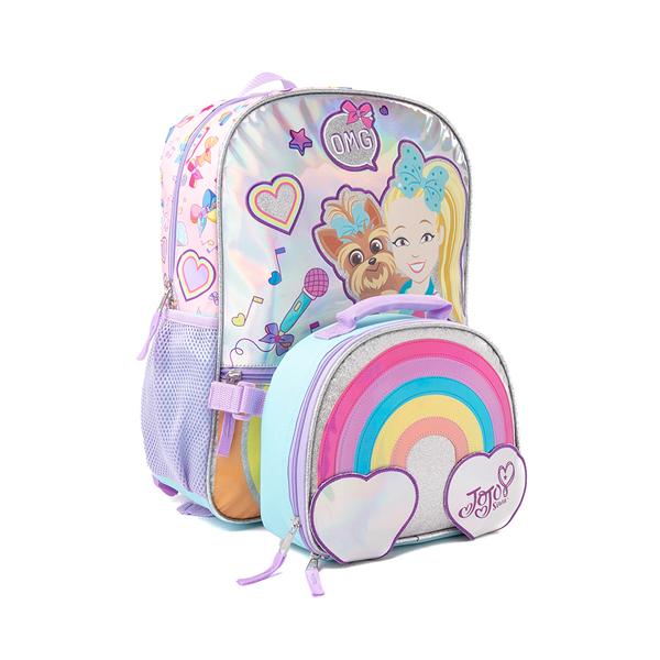 alternate view JoJo Siwa™ Backpack Set - LavenderALT4B