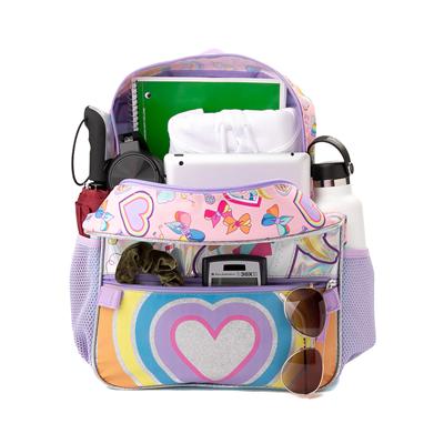 Alternate view of JoJo Siwa™ Backpack Set - Lavender
